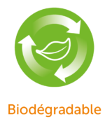 Biodégradable